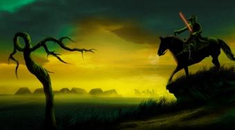 Mroczna Wieża - Wilki z Calla - obrazek