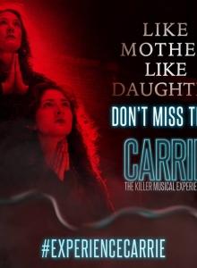 Carrie - plakat 7 - obrazek