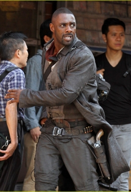 Idris Elba - The Dark Tower (zdjęcie FameFlynet) 11 - obrazek