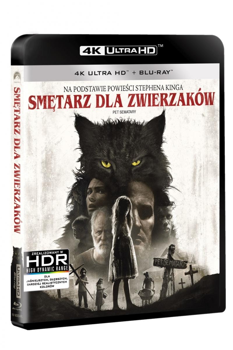 """""""Smętarz dla zwierzaków"""" - wizualizacja 4K UltraHD - obrazek"""