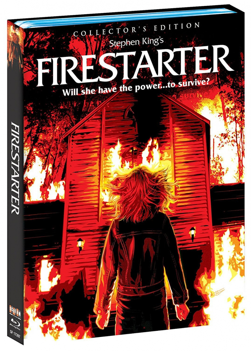 Firestarter Collectors Edition - okładka - obrazek