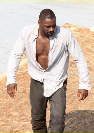 Idris Elba 54 (zdjęcie FameFlynet) - obrazek