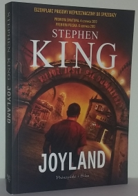 Joyland - Prebook (Prószyński i S-ka)