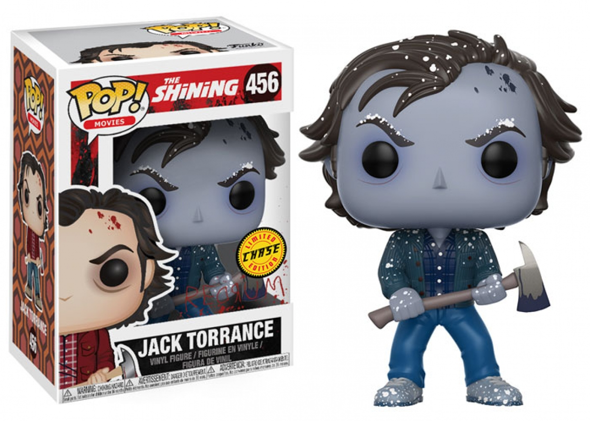 Funko POP Movies The Shining - Jack Torrance (zamroĹźony) - obrazek
