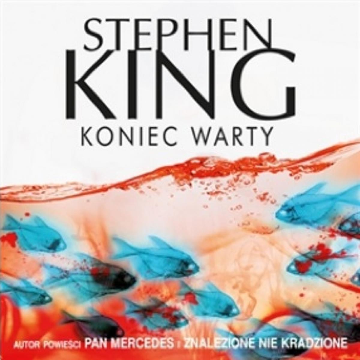 """""""Koniec warty"""" - audiobook - obrazek"""