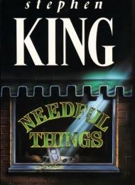 Needful Things (Hodder & Stoughton) - obrazek