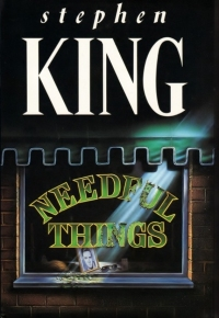 Needful Things (Hodder & Stoughton)