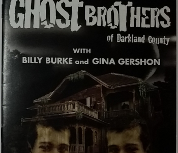 Ghost Brothers of the Darkland County - program musicalu - obrazek
