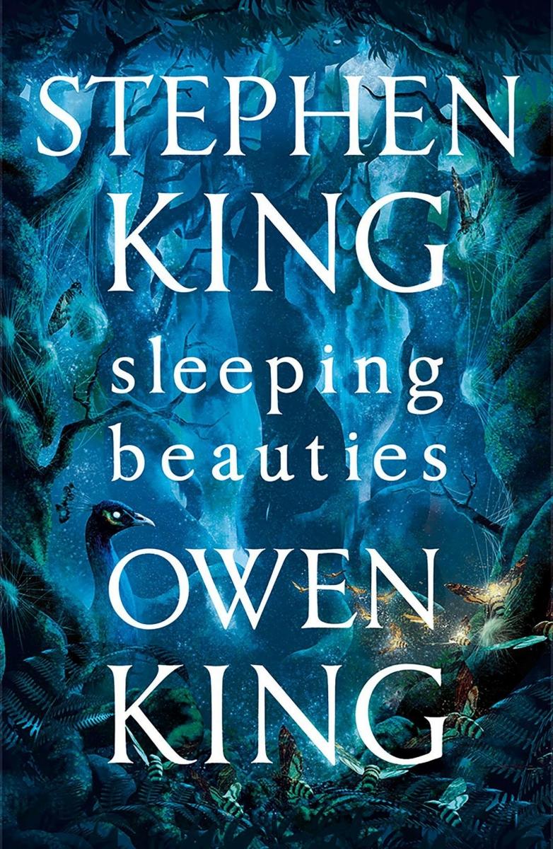 """Sleeping Beauties"" - okładka brytyjska - obrazek"