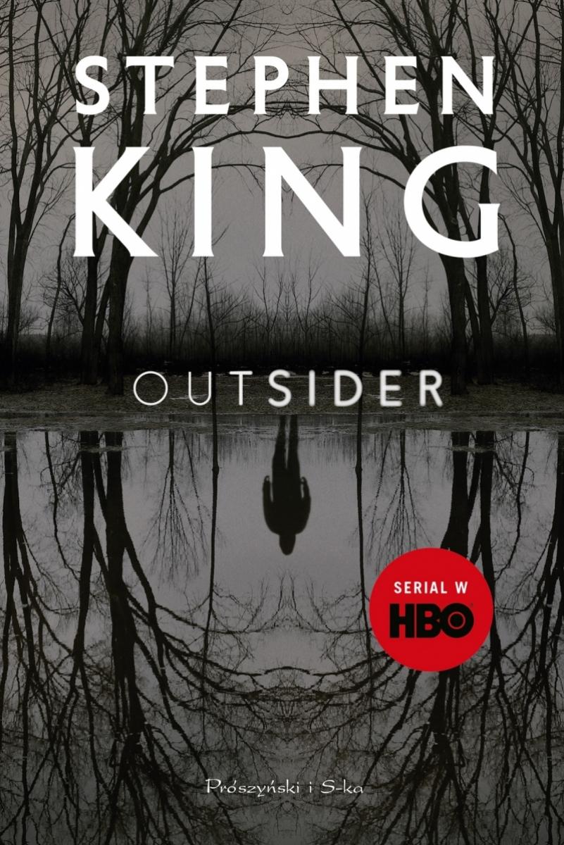 """Outsider"" - okładka serialowa - obrazek"