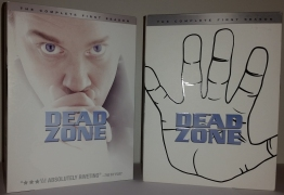 The Dead Zone S01 (DVD) pudełko i etui