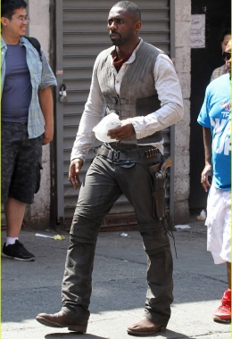 Idris Elba - The Dark Tower (zdjęcie FameFlynet) 24 - obrazek