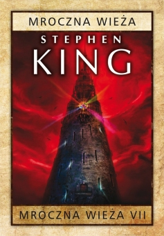 the dark tower final cover - obrazek