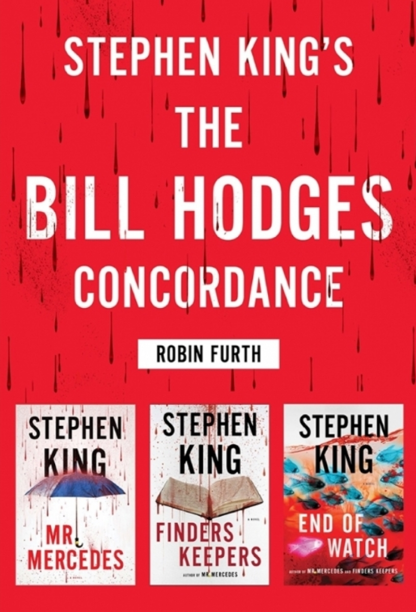 """Stephen King's The Bill Hodges Concordance"" - obrazek"