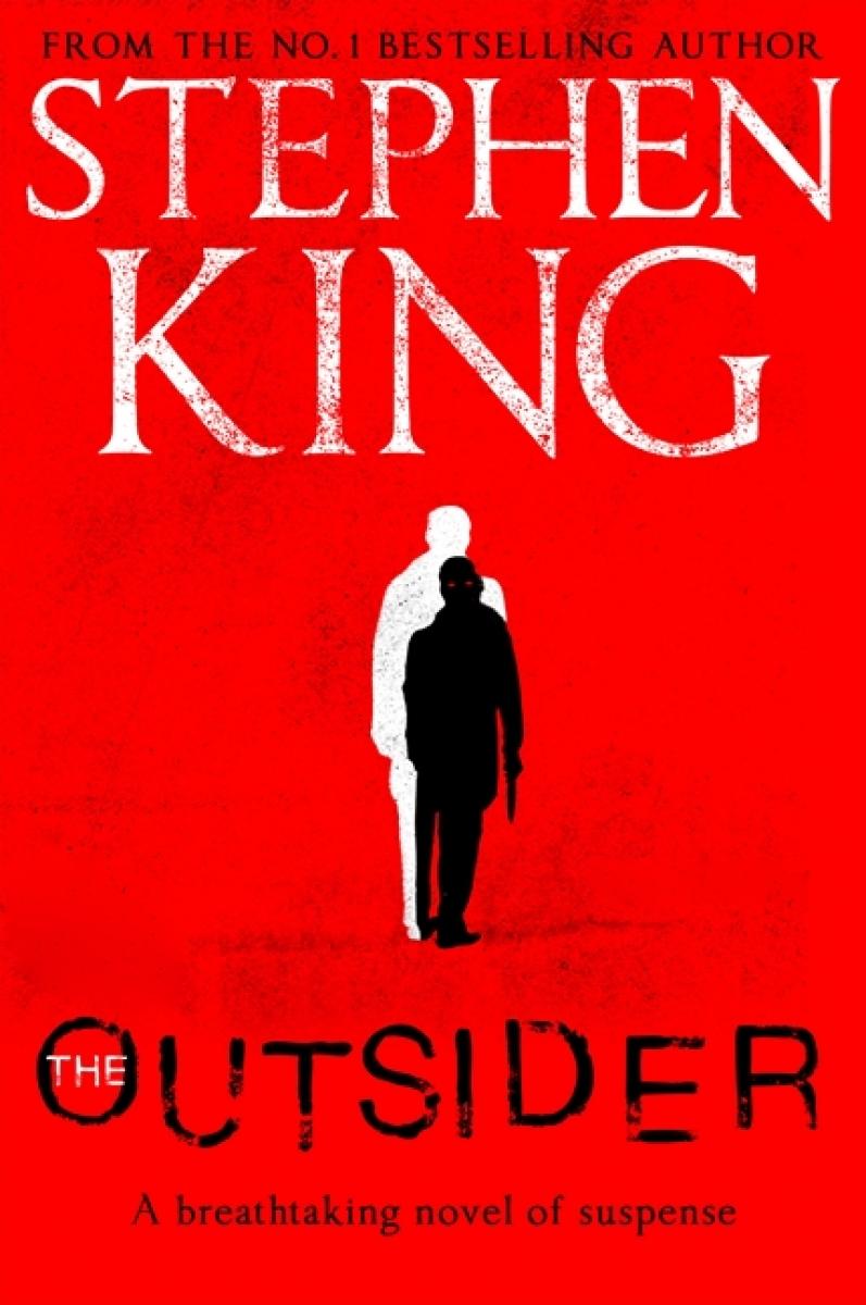 """The Outsider"" - okładka wydania UK - obrazek"