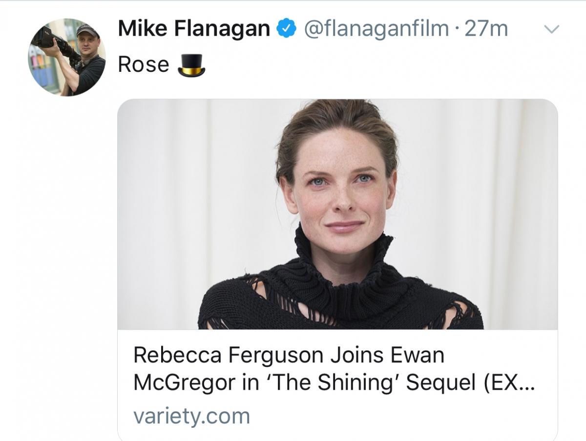 Mike Flanagan na Twiterze - obrazek
