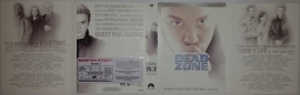 The Dead Zone S01 (DVD) pudełko