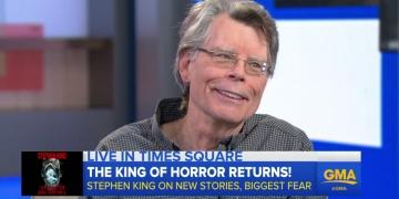 Stephen King w Good Morning America oraz recenzje - obrazek