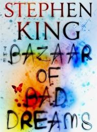 The Bazaar of Bad Dreams (Hodder & Stoughton) - obrazek