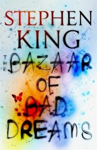The Bazaar of Bad Dreams (Hodder & Stoughton)