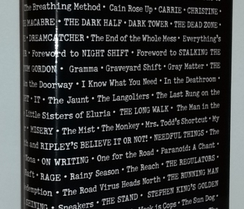 The Essential Stephen King Complete & Uncut (GB Books) Deluxe Edition - obrazek