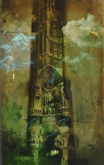 Dave McKean - The Dark Tower IV Wizard and Glass 16 - obrazek