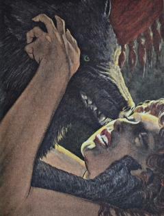 Bernie Wrightson - Cycle of Werewolf 02 - obrazek