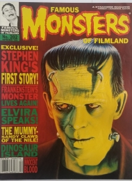Famous Monsters of Filmland #202 - obrazek