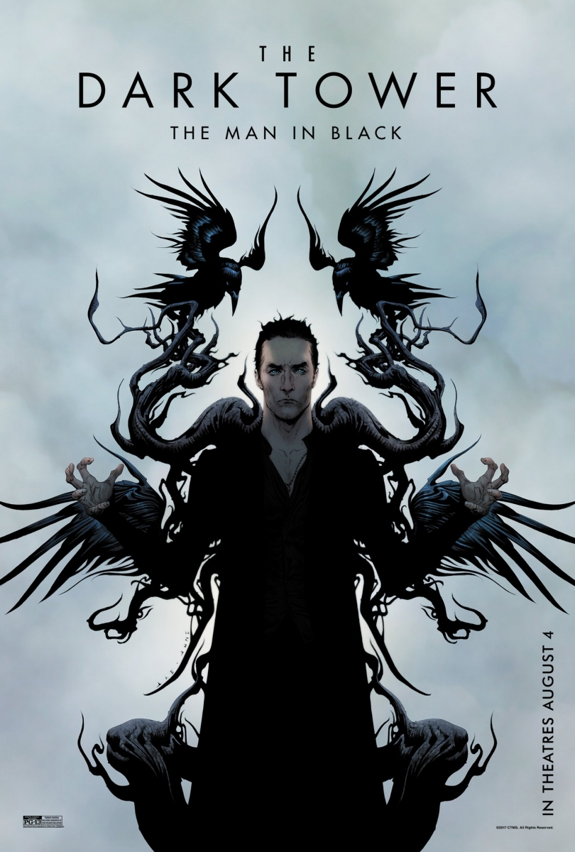 Mroczna Wieża - Człowiek w czerni - obrazek