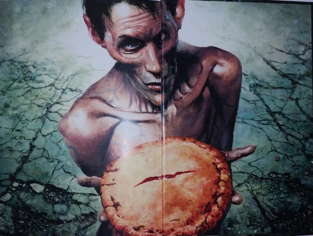 """Thinner"" 30th Anniversary Edition - wariant wyklejki - obrazek"