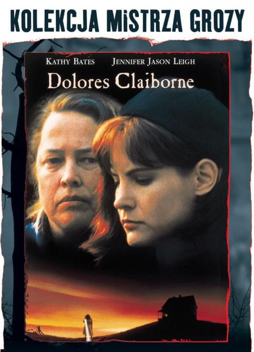 Dolores Claiborne (DVD) - obrazek