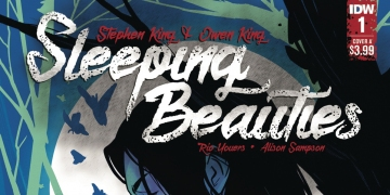 Komiks Sleeping Beauties ukaże się w kwietniu - obrazek
