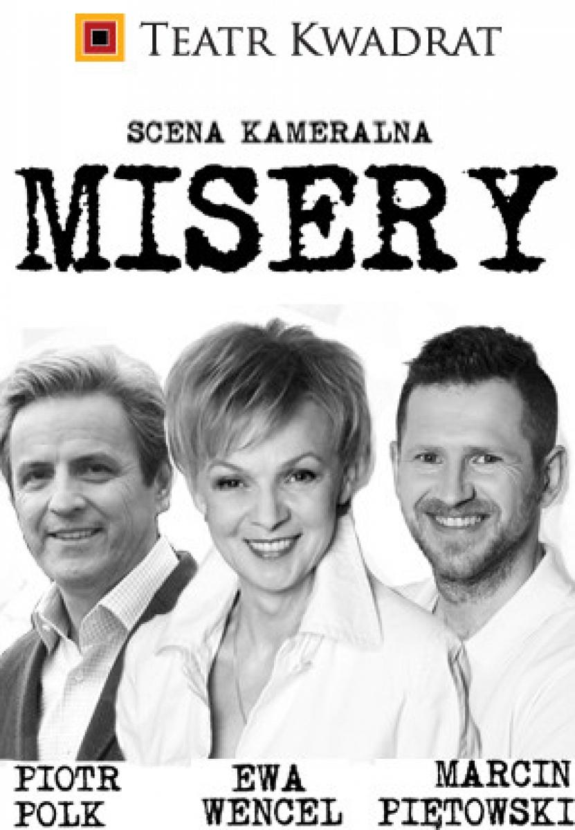 Misery - przedstawienie - obrazek