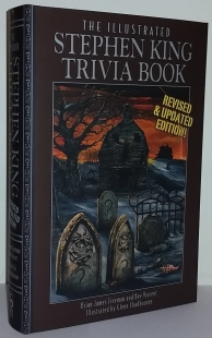 The Illustrated Stephen King Trivia Book Revised & Updated (Cemetery Dance)