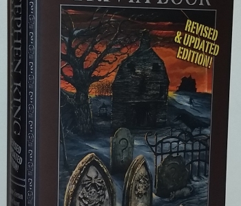 The Illustrated Stephen King Trivia Book Revised & Updated (Cemetery Dance) - obrazek