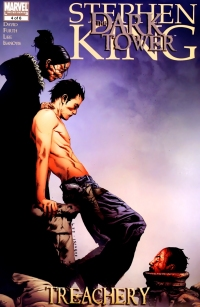 The Dark Tower: Treachery #4
