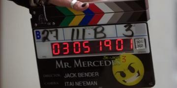 Kolejne materiały promujące 3 sezon Pana Mercedesa - obrazek