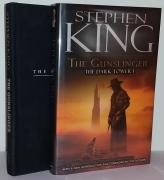 The Dark Tower I The Gunslinger 2003 (Viking) - książka i obwoluta