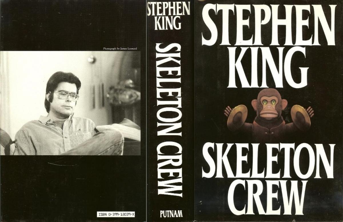 """""""Skeleton Crew"""" - obwoluta - obrazek"""