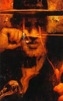 Dave McKean - The Dark Tower IV Wizard and Glass 07 - obrazek