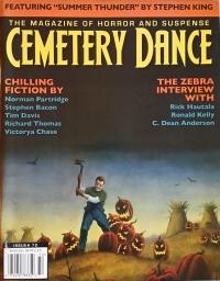 Cemetery Dance #72