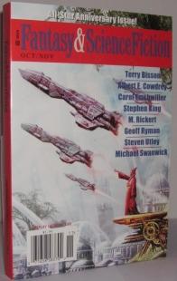 Fantasy & Science Fiction 10-11/2008