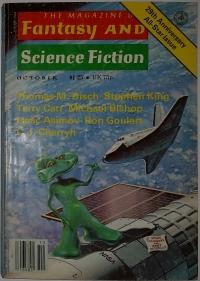 Fantasy & Science Fiction 10/1978