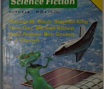Fantasy & Science Fiction 10/1978 - obrazek