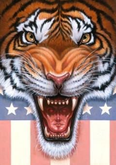 Jill Bauman - The Dead Zone - Tiger - obrazek