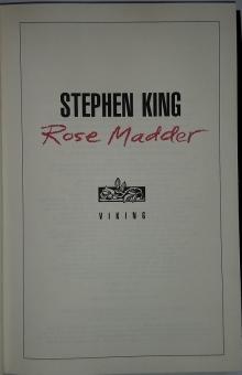 """""""Rose Madder"""" - przykładowa strona z początkiem rozdziału - obrazek"""