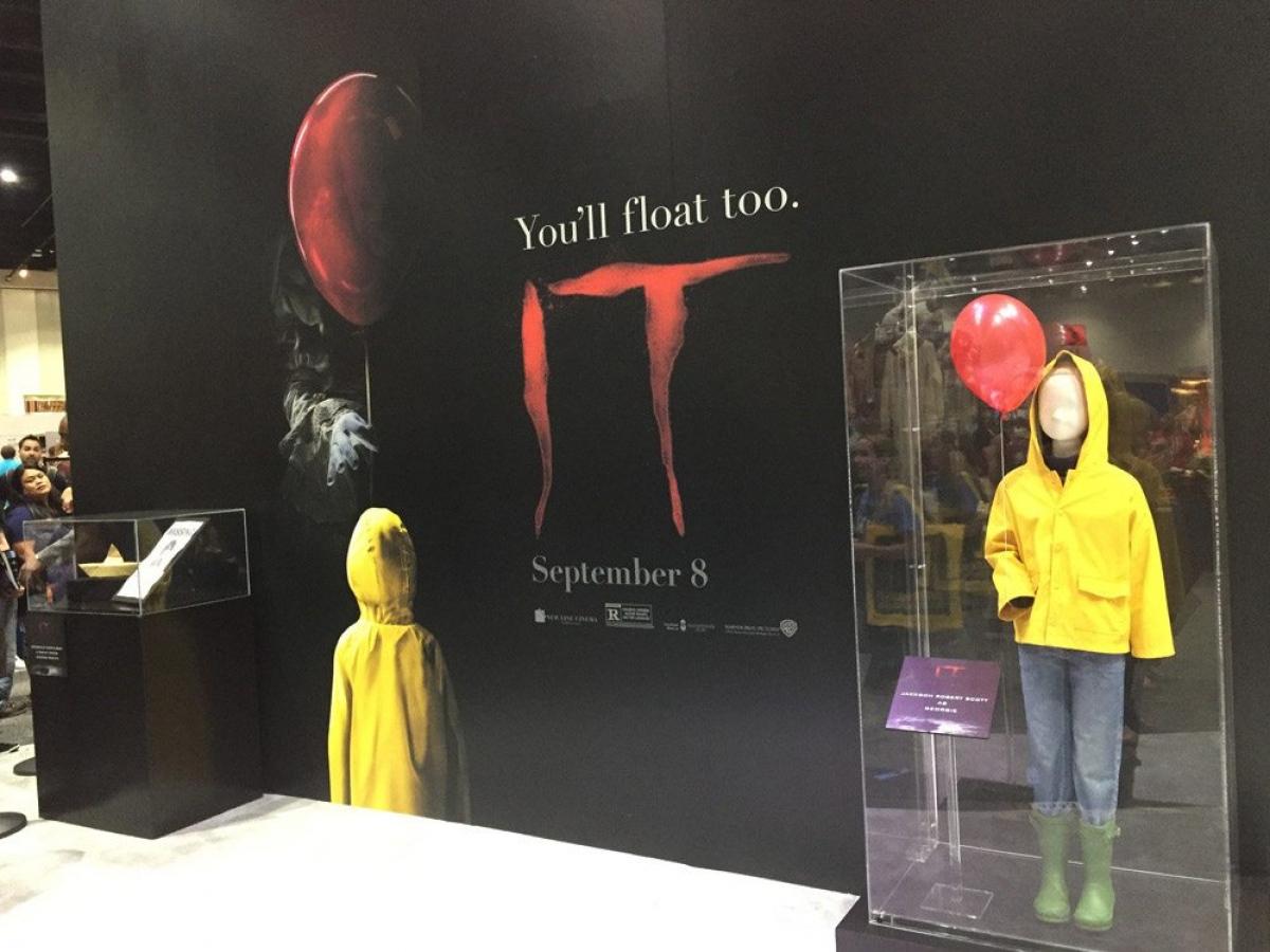 """""""To"""" na SDCC2017 - wystawa eksponatów - obrazek"""
