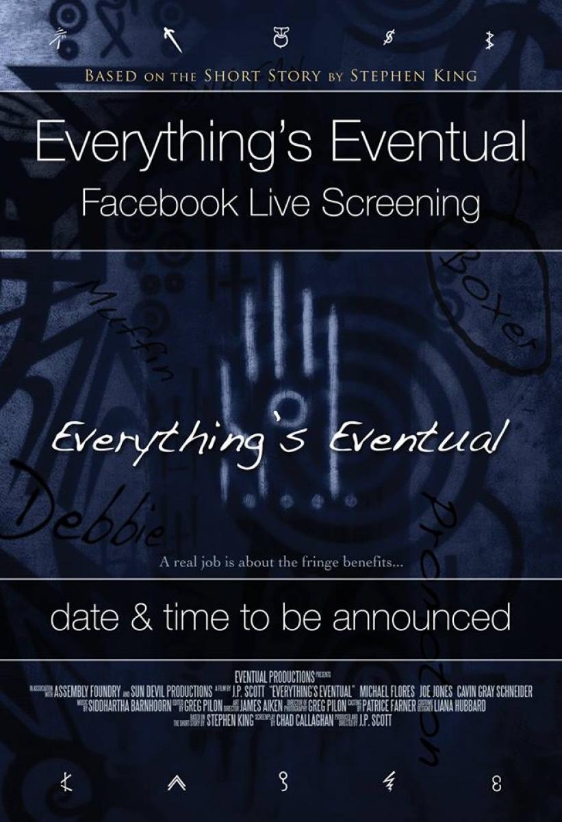"""""""Everything's Eventual"""" - zapowiedź transmisji online - obrazek"""
