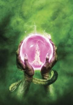 wizards glass - obrazek