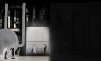 The Shining Opera - Set Render 5 - obrazek